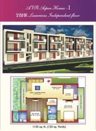 1125 sqft, 2 bhk BuilderFloor in Builder AVR Buildtech AVR Aspen Homes Sector 124 Mohali Mohali Sector 124 Mohali, Mohali at Rs. 26.9000 Lacs