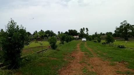 1494 sqft, Plot in Builder Project Gannavaram, Vijayawada at Rs. 12.4500 Lacs