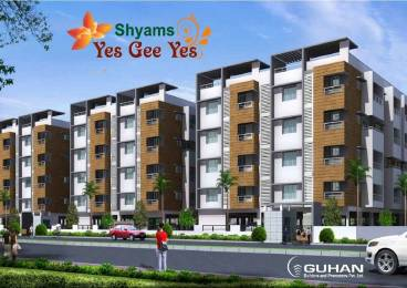 883 sqft, 2 bhk Apartment in SP Shyams Yes Gee Yes Ayanambakkam, Chennai at Rs. 45.0000 Lacs