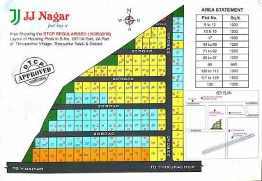 1200 sqft, Plot in Builder J J Nagar Thiruppachur Chennai Tiruvallur High Road, Chennai at Rs. 6.3000 Lacs
