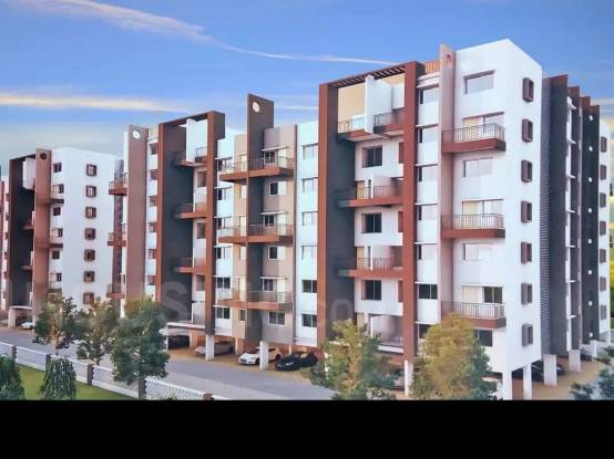 792 sqft, 1 bhk Apartment in Golden Golden Winds Lohegaon, Pune at Rs. 43.0000 Lacs