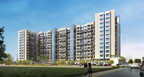 1089 sqft, 2 bhk Apartment in Goel Ganga Newtown Phase I Dhanori, Pune at Rs. 63.0000 Lacs