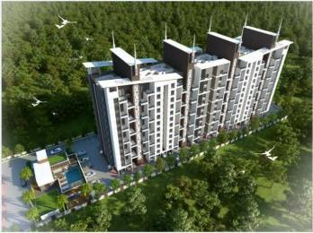 608 sqft, 2 bhk Apartment in KFP Chesterfield Wing A And Wing B Dhanori, Pune at Rs. 49.0000 Lacs