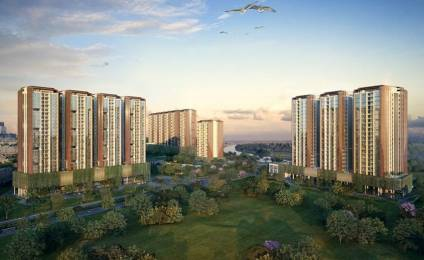 660 sqft, 1 bhk Apartment in Duville Riverdale Heights Kharadi, Pune at Rs. 57.0000 Lacs