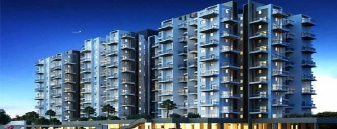 1255 sqft, 3 bhk Apartment in Mantri Vantage Kharadi, Pune at Rs. 1.1500 Cr