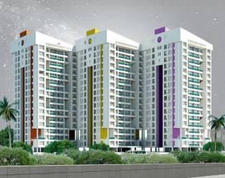 1458 sqft, 3 bhk Apartment in Wadhwa Platina Thane West, Mumbai at Rs. 1.1000 Cr