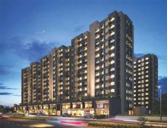 1436 sqft, 3 bhk Apartment in Swati Chrysantha Shela, Ahmedabad at Rs. 41.6400 Lacs