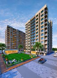 1224 sqft, 2 bhk Apartment in Builder Orchid Harmony Palanpur Canal Road, Surat at Rs. 43.4520 Lacs