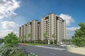 1,027 sq ft 2 BHK + 2T Apartment in Sangini Group Swaraj