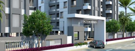 1991 sqft, 3 bhk Apartment in Abhishek Sanctum Homes Pal Gam, Surat at Rs. 1.2500 Cr