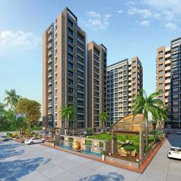 668 sqft, 1 bhk Apartment in Builder Green Tulip Jahangirabad, Surat at Rs. 18.3767 Lacs
