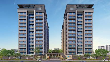 1167 sqft, 2 bhk Apartment in Builder DIVINE DESIRE Palanpur Canal Road, Surat at Rs. 40.7516 Lacs