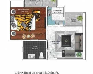 610 sqft, 1 bhk Apartment in Builder Project L Zone Dwarka Phase 2 Delhi, Delhi at Rs. 15.5800 Lacs