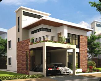 783 sqft, 3 bhk Villa in Builder Panchsheel Enclave Zirakpur punjab, Chandigarh at Rs. 46.0000 Lacs