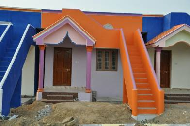600 sqft, 1 bhk Villa in Builder Vetri railway nagar Chengalpattu, Chennai at Rs. 11.0000 Lacs