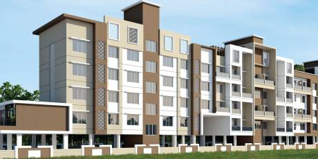 690 sqft, 1 bhk Apartment in Choice Goodwill Palette Ravet, Pune at Rs. 35.0000 Lacs