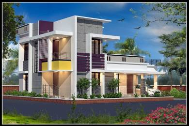 1400 sqft, 3 bhk Villa in Builder Bajpe Sky View Bajpe, Mangalore at Rs. 37.0000 Lacs