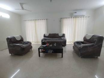 2985 sqft, 4 bhk Apartment in Raheja Quiescent Heights Madhapur, Hyderabad at Rs. 65000
