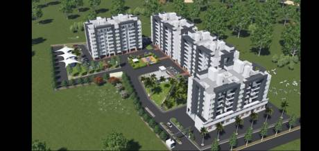 1238 sqft, 3 bhk Apartment in Kushal Vatika Loni Kalbhor, Pune at Rs. 15000