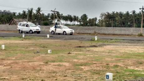 600 sqft, Plot in i5 Shanthi Park Tiruporur Near Kelambakkam, Chennai at Rs. 13.5000 Lacs