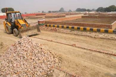 1000 sqft, Plot in Builder Project Amausi Station Road, Lucknow at Rs. 10.5100 Lacs