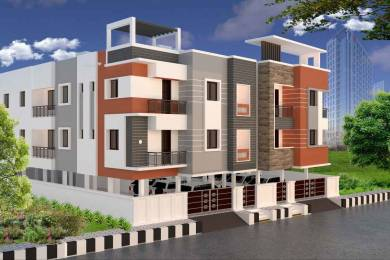 776 sqft, 2 bhk Apartment in GP Lake Spirea Korattur, Chennai at Rs. 40.3442 Lacs