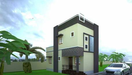 750 sqft, 2 bhk Villa in Builder Project Malumichampatty, Coimbatore at Rs. 17.0000 Lacs