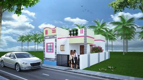 420 sqft, 1 bhk Villa in Builder Project kuniyamuthur, Coimbatore at Rs. 22.0000 Lacs