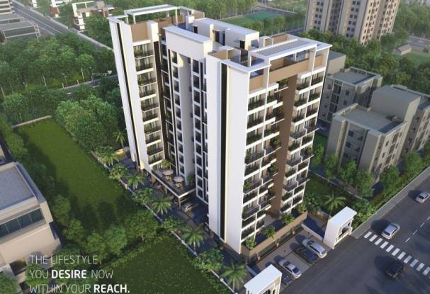 1149 sqft, 2 bhk Apartment in Tricity Avenue Ulwe, Mumbai at Rs. 88.0000 Lacs