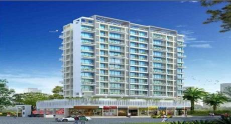 642 sqft, 2 bhk Apartment in Dream Solitaire Ulwe, Mumbai at Rs. 75.0000 Lacs