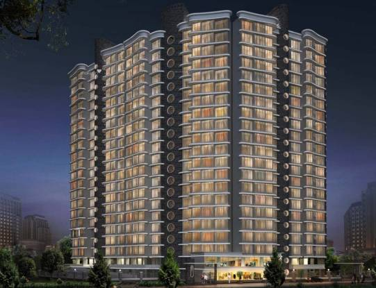 1500 sqft, 3 bhk Apartment in Ecopark Eco Winds Bhandup West, Mumbai at Rs. 1.8000 Cr