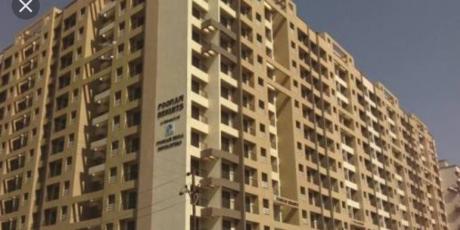 595 sqft, 1 bhk Apartment in Poonam Heights Virar, Mumbai at Rs. 6000