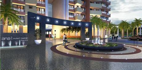 975 sqft, 2 bhk Apartment in ANA Avant Garde Phase 1 Mira Road East, Mumbai at Rs. 72.2000 Lacs