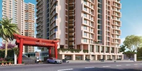 598 sqft, 2 bhk Apartment in Puraniks Tokyo Bay Thane West, Mumbai at Rs. 79.3200 Lacs