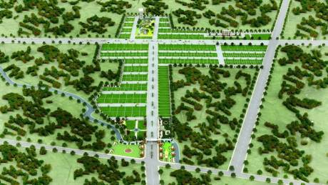 400 sqft, Plot in Builder Project Super Corridor, Indore at Rs. 5.8000 Lacs