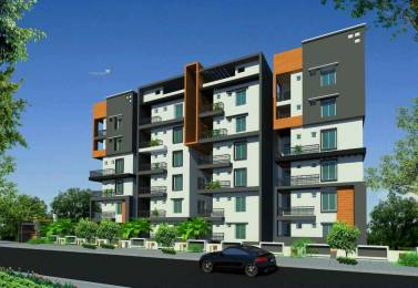 1600 sqft, 3 bhk Apartment in Sark Heights Two Kondapur, Hyderabad at Rs. 75.2000 Lacs