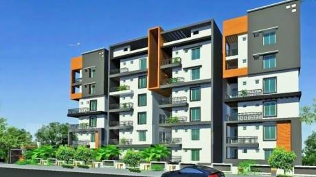 1510 sqft, 3 bhk Apartment in Sark Heights Two Kondapur, Hyderabad at Rs. 75.0168 Lacs