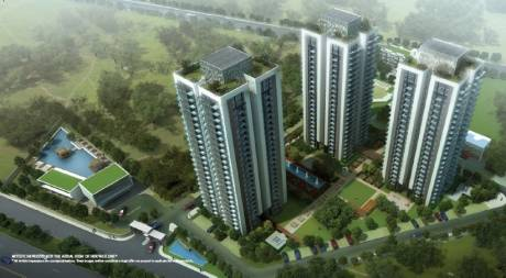 2390 sqft, 4 bhk Apartment in Conscient Heritage One Sector 62, Gurgaon at Rs. 37000