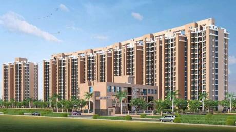 442 sqft, 1 bhk Apartment in MVN Athens Sector 5 Sohna, Gurgaon at Rs. 12.7500 Lacs