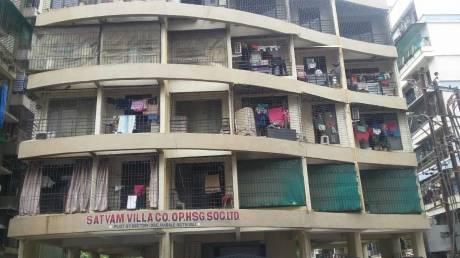 660 sqft, 1 bhk Apartment in Builder satyam villa Airoli, Mumbai at Rs. 72.0000 Lacs