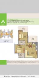 955 sqft, 2 bhk Apartment in Gaursons Siddhartham Siddhartha Vihar, Ghaziabad at Rs. 32.0000 Lacs