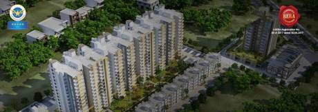 858 sqft, 2 bhk Apartment in Signature Solera 2 Sector 107, Gurgaon at Rs. 23.5300 Lacs