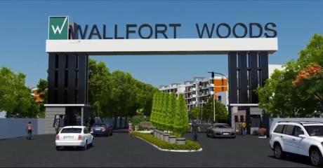 1090 sqft, Plot in Builder WALLFORT WOODS Vidhan Sabha Road, Raipur at Rs. 16.8950 Lacs