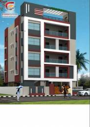 1600 sqft, 3 bhk Apartment in Builder Project Murali Nagar, Visakhapatnam at Rs. 80.4000 Lacs