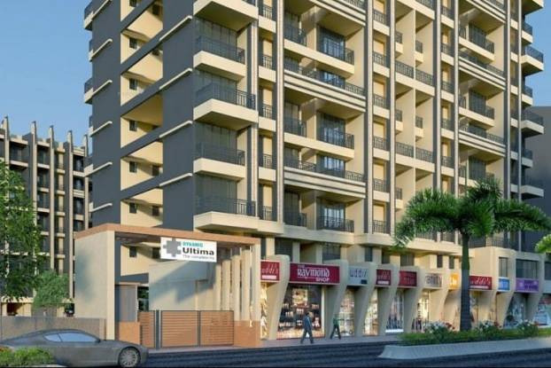 758 sqft, 1 bhk Apartment in Triveni Dynamic Ultima Bliss Kalyan West, Mumbai at Rs. 37.5200 Lacs