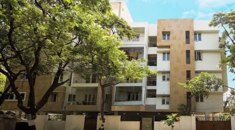 1825 sqft, 3 bhk Apartment in Harmony Emerald Thiruvanmiyur, Chennai at Rs. 52000