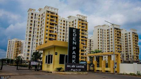 585 sqft, 1 bhk Apartment in L&T Eden Park Siruseri, Chennai at Rs. 10000