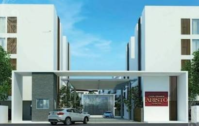 1200 sqft, 2 bhk Apartment in Builder Casagrand Aristo Alandur, Chennai at Rs. 25000