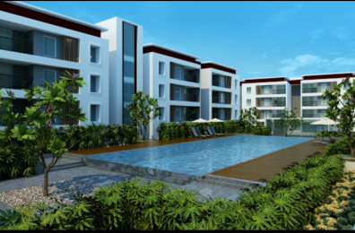 1500 sqft, 3 bhk Apartment in Builder Casagrand Aristo Alandur, Chennai at Rs. 35000