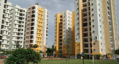 650 sqft, 1 bhk Apartment in Olympia Grande Pallavaram, Chennai at Rs. 15000
